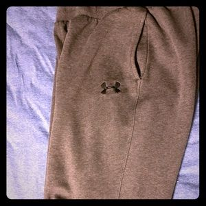 Under Armour Zip Cargo Charged Cotton Jogger